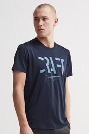 Moška majica CRAFT Eaze Mesh, temno modra