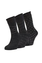 3 kosi parov toplih nogavic Dino