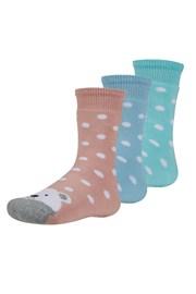 3 pari toplih otroških nogavic Dorote
