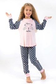 Dekliška pižama Blackspade Meow