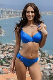 Ženske dvodelne kopalke Alex Blue