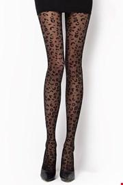 Vzorčaste hlačne nogavice Camilla 30 DEN