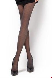 Vzorčaste hlačne nogavice Corona 20 DEN