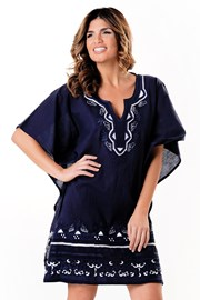 Ženska obleka za na plažo Casablanca