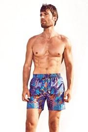 Moške kratke hlače za kopanje DAVID 52 Jungle Caicco