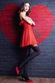 Hlačne nogavice Enjoy Love