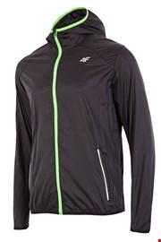 Moška športna jakna z vodoodpornega materiala