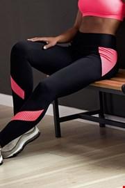 Ženske športne legivce LORIN Pink