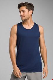 Moška športna spodnja majica PRANA Transverse Tank