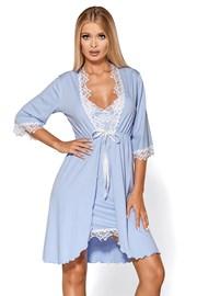 Elegantna halja Madlen blue