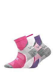 3 pari dekliških nogavic Maxterik