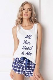 Ženska pižama Need Me, kratka