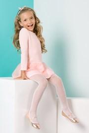 Dekliške hlačne nogavice Nela