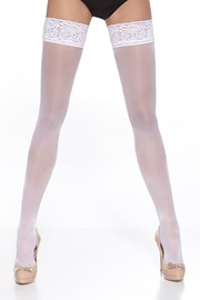 Samostoječe nogavice Vivien 40 DEN