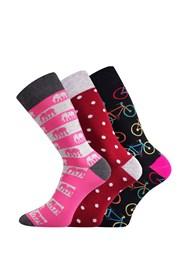 3 pari ženskih nogavic Elin