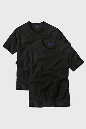 2 kosa moških majic Black