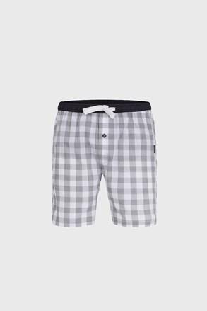 Kratke hlače moške pižame Ceceba Grey