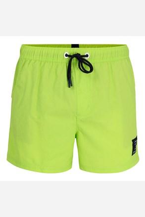 Moške kopalne kratke hlače CECEBA Neon Green