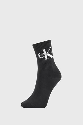 Ženske nogavice Calvin Klein Bowery črne