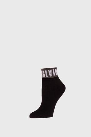 Ženske nogavice Calvin Klein Kayla črne