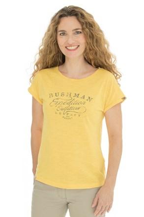 Ženska rumena majica Bushman Kira