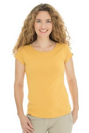 Ženska rumena majica Bushman Natalie II