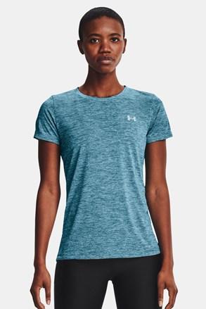 Modra športna majica Under Armour Twist