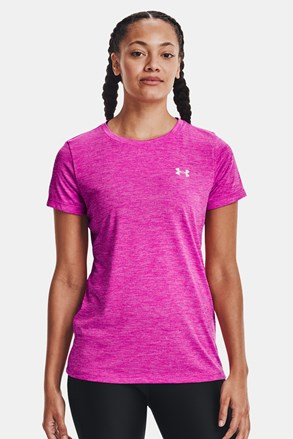 Roza športna majica Under Armour Twist