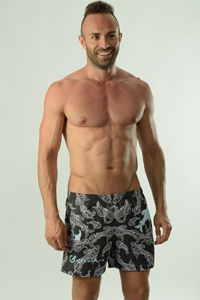 Moške kopalne kratke hlače GERONIMO Cyprinus, kratke