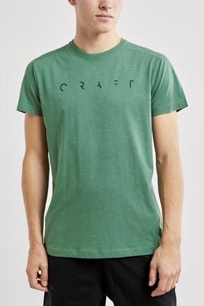 Moška majica CRAFT Deft SS, temno zelena