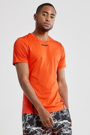 Moška majica CRAFT Vent Mesh SS, oranžna