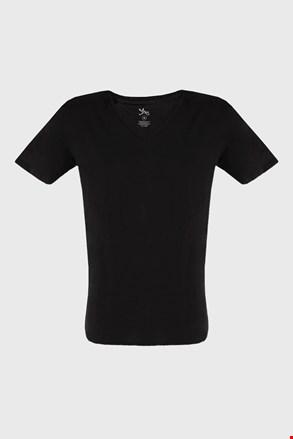 Moška majica s kratkimi rokavi Cotton Nature V, črna
