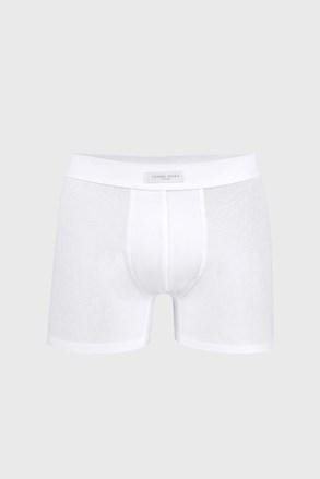 Moške boksarice Cottone Nature, bele