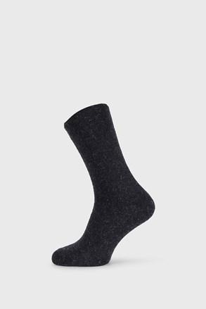 Temnomodre nogavice Angora
