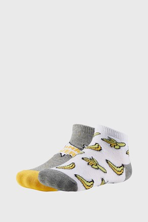 2 PACK deške nogavice Bananas