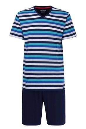 Moška pižama CECEBA Aqua 5XL plus, se ne mečka