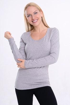 Ženska majica Lunga z dolgimi rokavi