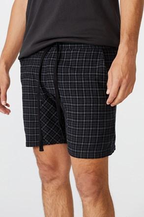 Črne kratke hlače Lounge