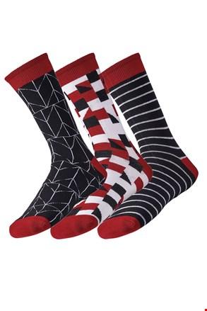 3 pari moških nogavic Line