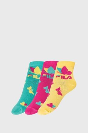 3 PACK dekliške nogavice FILA Waikiki
