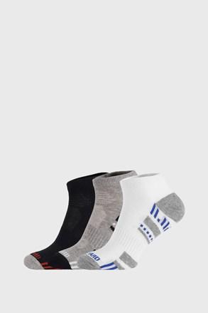 3 PACK nizkih nogavic Sportive