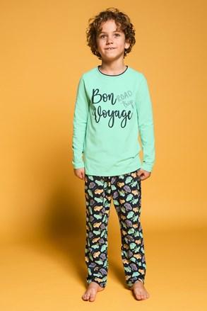 Fantovska pižama Bon Voyage