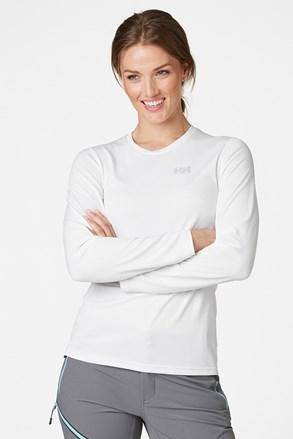 Ženska bela funkcionalna majica Helly Hansen Lifa Active