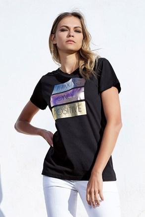 Ženska bombažna majica Donela