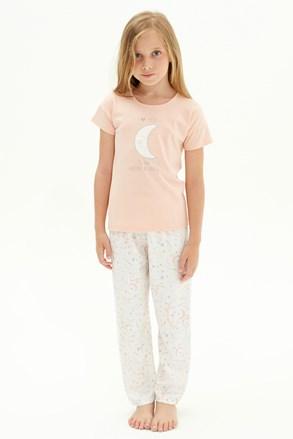 Dekliška pižama To the Moon
