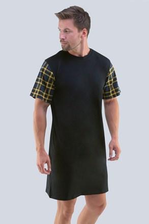 Črna spalna srajca Randal
