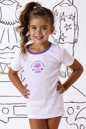 Dekliška bombažna majica Julie