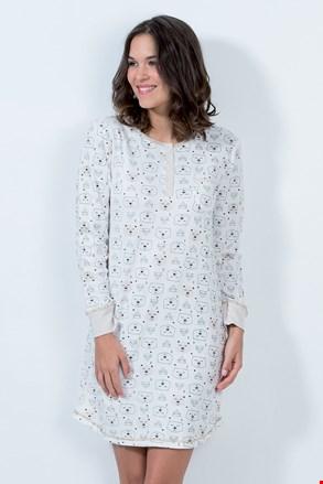 Ženska spalna srajca Arctic Ecru