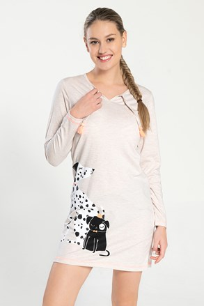 Ženska spalna srajca Dalmatine