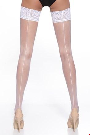 Samostoječe nogavice Amelia 20 DEN